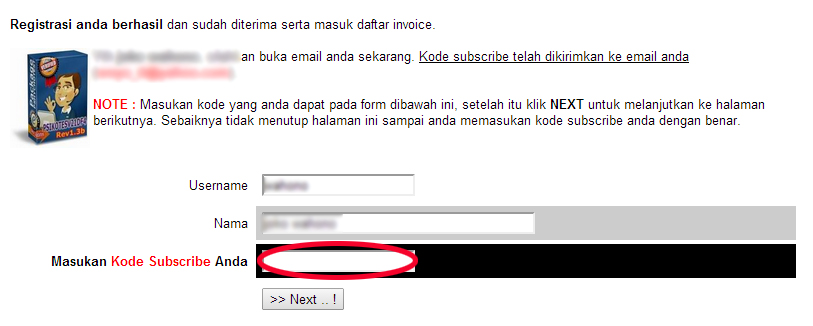 cara registrasi software tes psikotes 2