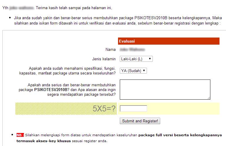 cara registrasi software tes psikotes 5